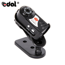 Mini Q7 Camera 480P Wifi DV DVR Wireless IP Cam Mini DV Video Recorder Infrared Night Vision Camcorder Support TF Card купить недорого в Москве