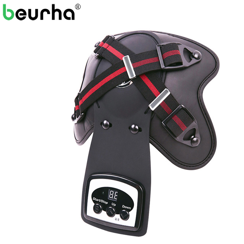 Beurha Knee Massager Infrared Magnetic Therapy Joint Physiotherapy Instrument Relieve Elbow Shoulder Arthritis Leg Pain недорго, оригинальная цена