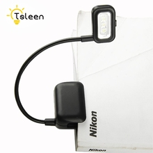 TSLEEN 10 styles EBOOK 3 LED CLIP READING BOOK LIGHT LAMP FOR KINDLE NOOK EBOOK READER Night Light