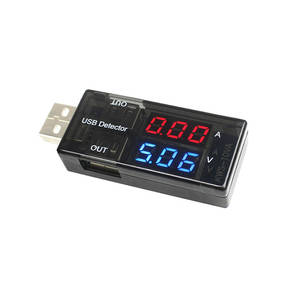 Current Voltage Power Tester For Android Phone iPhones QJY9