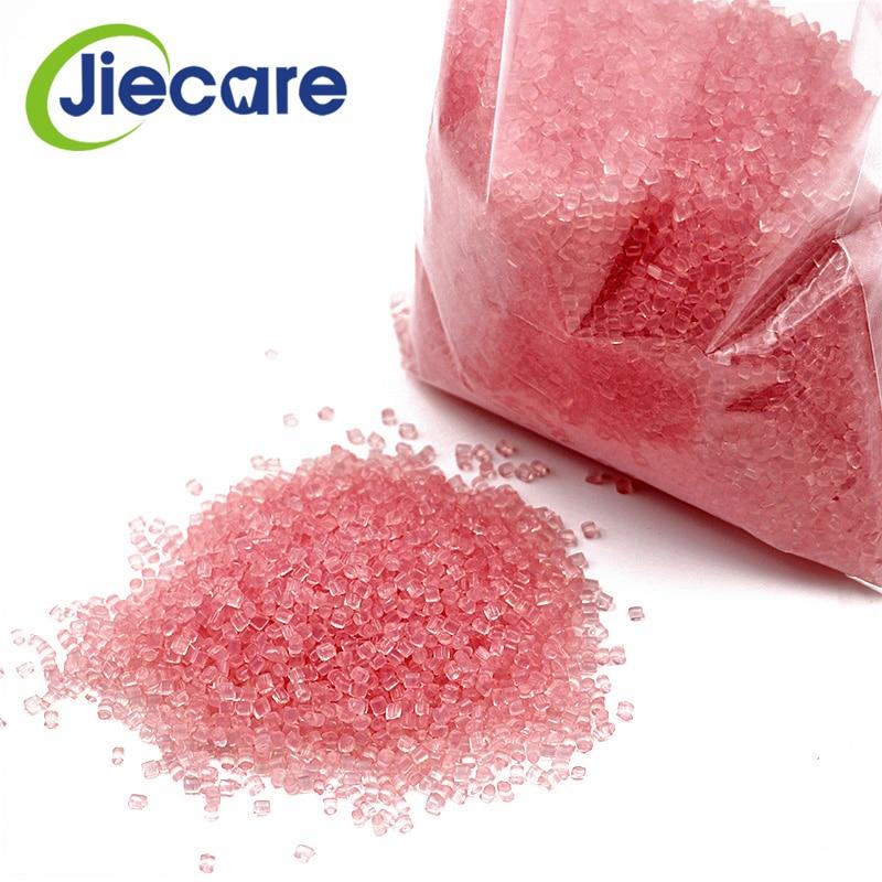 1000g laboratoire dentaire matériaux prothèse dentaire Flexible acrylique sang Streak Simulation pour Flexible partiel rose livraison gratuite