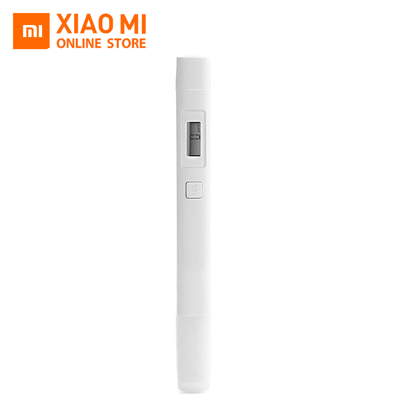 Original Xiaomi Mijia Water Quality TDS Tester Professional Portable Test Smart Meter PH EC TDS-3 Tester Meter Digital Tool ch 2 spring wire quick connector 1000pcs lot 2p g7 electrical crimp terminals block splice cable clamp easy fit led strip