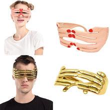 7bda8768c4 WINWIN Unisex Ladies Funny Crazy Fancy Dress Glasses Novelty Costume Party  Sunglasses Accessories  A