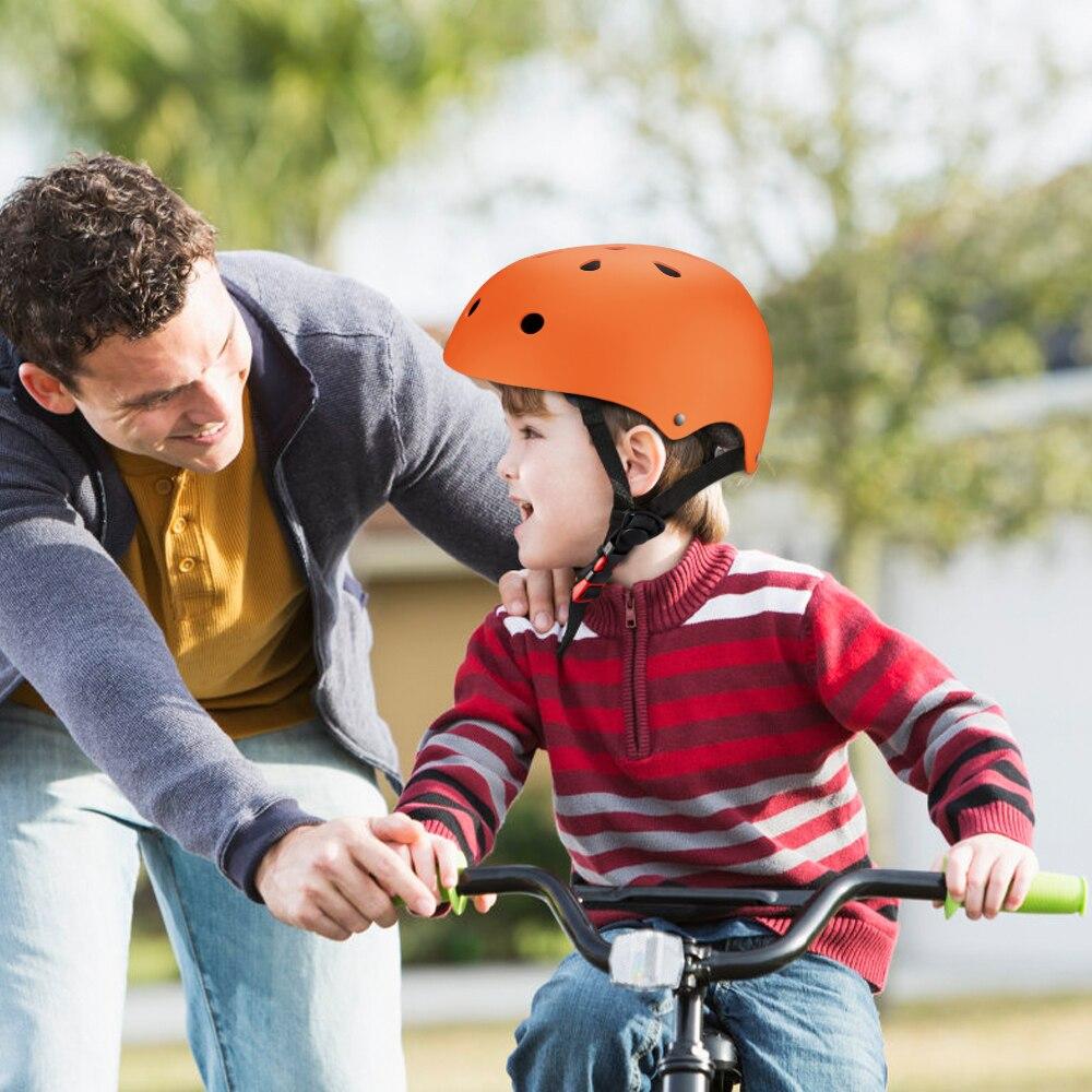 Kids Childrens Urban Skate Helmet Ideal For Skateboard  BMX scooter skates