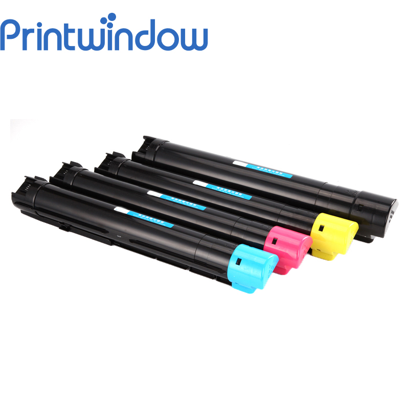 Printwindow Compatible Toner Cartridge for Xerox Phaser 7500 4X/Set compatible xerox wc 3550 106r01530 cartridge chip