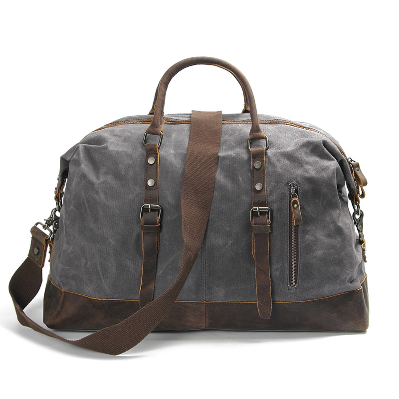 Fashion Travel Bags Large Capacity Men & Women Canvas Luggage Bags Travel Handbags For Trip Casual Bags Large Weekend Bags G024