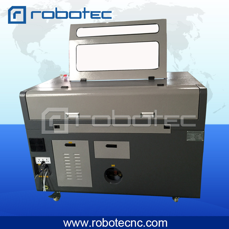 tagliatrice laser CO2 8060 best-seller 9060 per il taglio di - Attrezzature per la lavorazione del legno - Fotografia 2