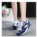New 2017 Fashion Flats Women Trainers Breathable Sport Woman Shoes Casual Outdoor Walking Women Flats Trainers Zapatillas Mujer