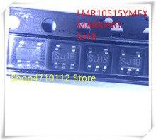 NEW 10PCS/LOT LMR10515YMFX LMR10515YMF LMR10515 MARKING SJ1B SOT23-5 IC