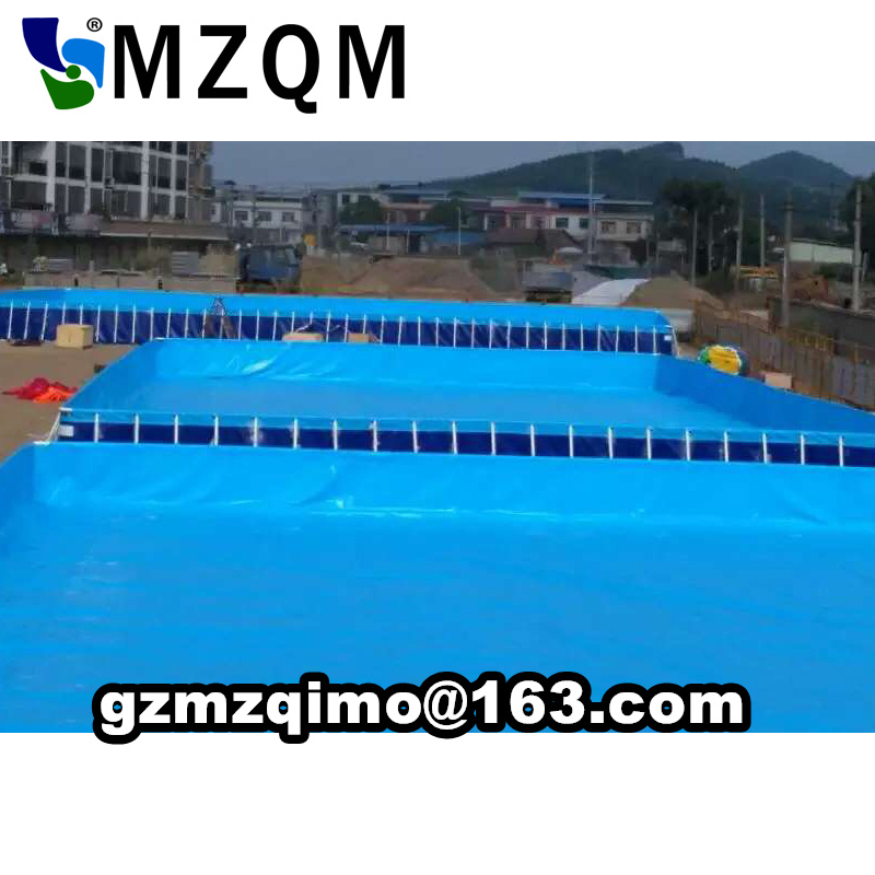 High Quality Commercial Customized Swimming Pool Metal Frame Pool Stents Pool