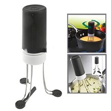Kitchen Gadgets Hands Free Automatic Stirrer Sauce Mixer Cooking Tools Electric Blender