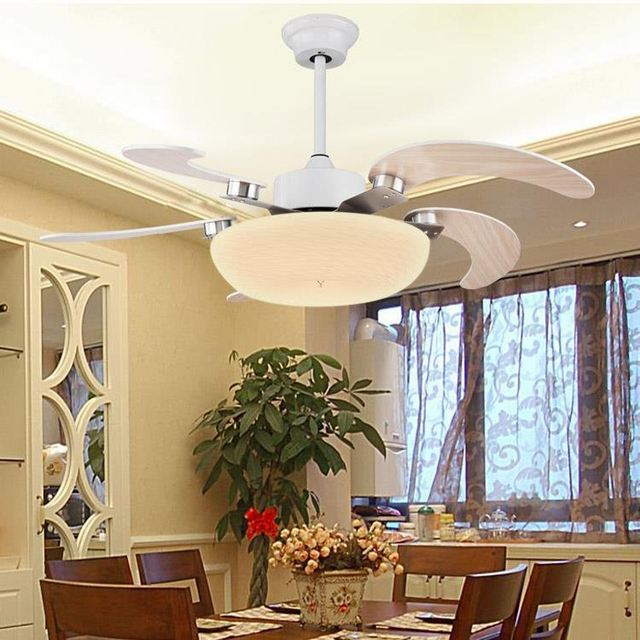 illuminacion hanglight plafond ventilator met licht luxe moderne ...