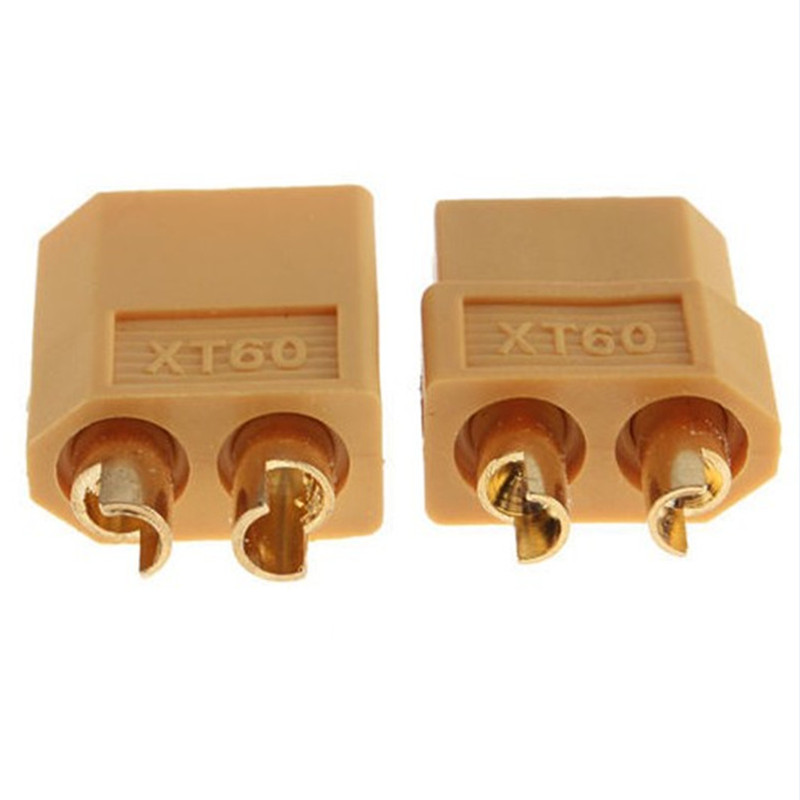 20PCS (10 pairs) XT60 XT-60 Male Female Bullet Connectors Plugs For RC Lipo Battery Wholesale 100pair xt60 bullet connectors plugs male female for lipo battery esc motor