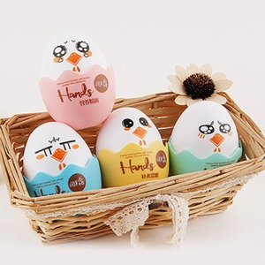 Cute Eggs Moisturizing Hand Cr