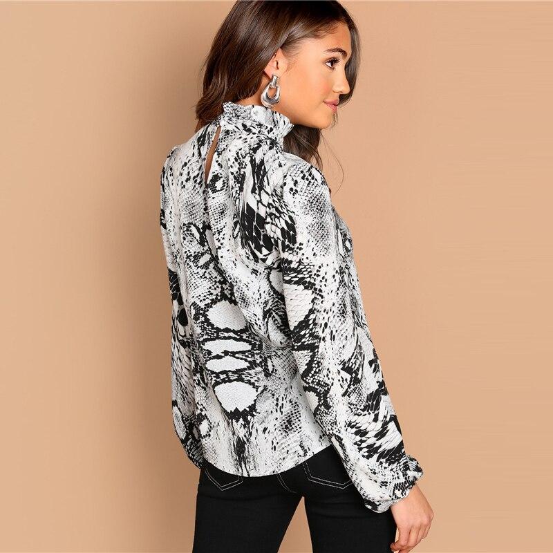Sheinside Elegant Blouse 15