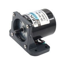 220V AC permanent magnet synchronous motor, 68KTYZ low-speed motor, 28WCW/CCW micro AC motor for electric screen ac synchronous motor model 60ktyz 220v 50 60hz ship by china post very low price
