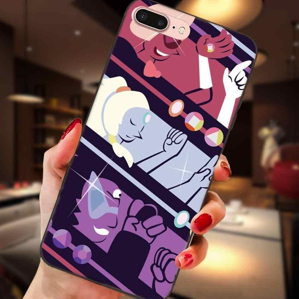 Schutz Telefon Fall Für Huawei Ehre 5A 6A 6C 7A 7C 7X 8A 8C 8X9 10 P8 P9 p10 P20 P30 Mini Lite Plus Cartoon Steven Universe