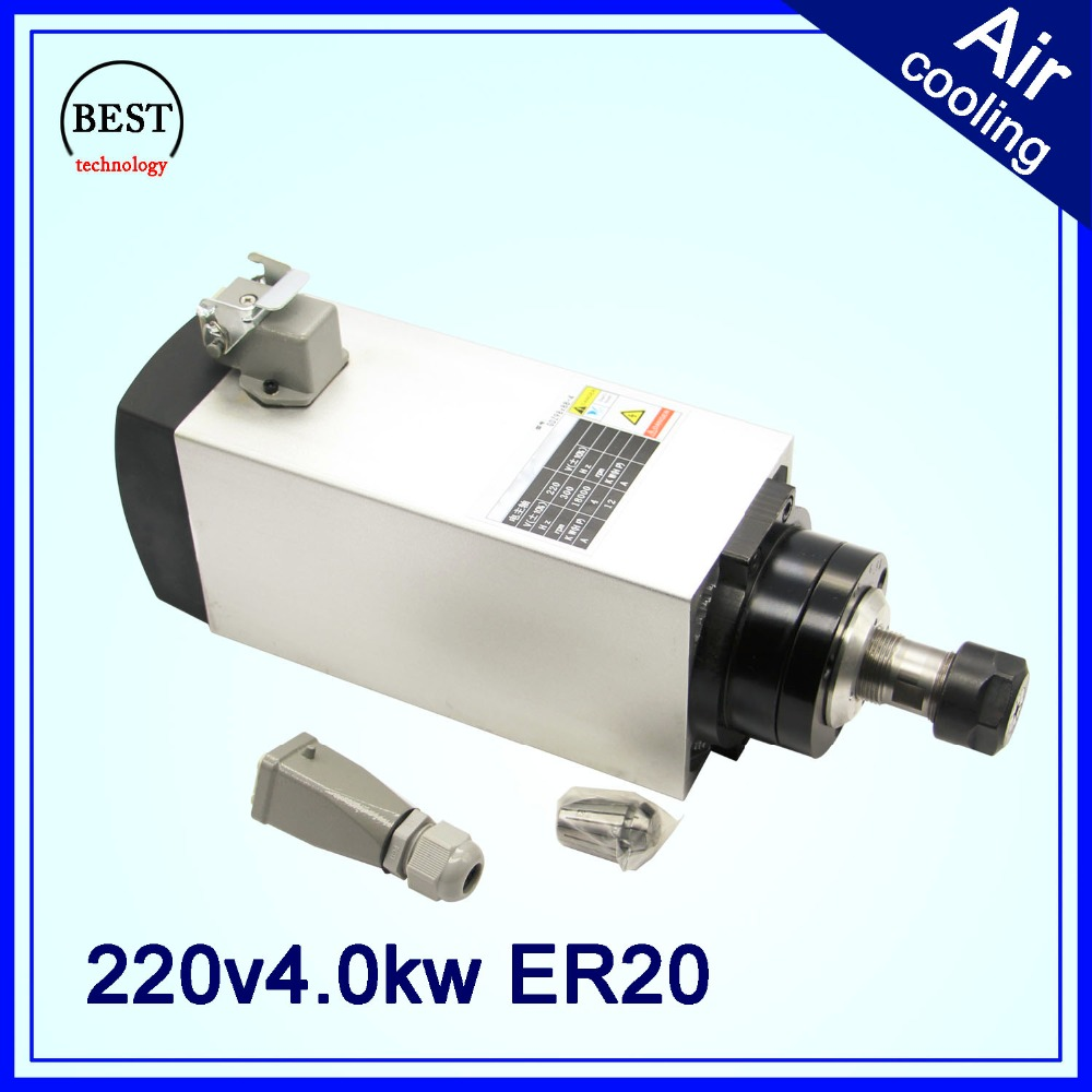 4 KW square spindle motor air cooled spindle motor for air cooling CNC router spindle motor 220v AC ER20 4 pcs bearings 1pcs 4 port rs 232 serial port com to pci e pci express card adapter converter support pci 2 1 for computer pc desktop