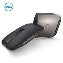 Mouse dobrável sem fio dell wm615, mouse bluetooth 4.0 para laptop