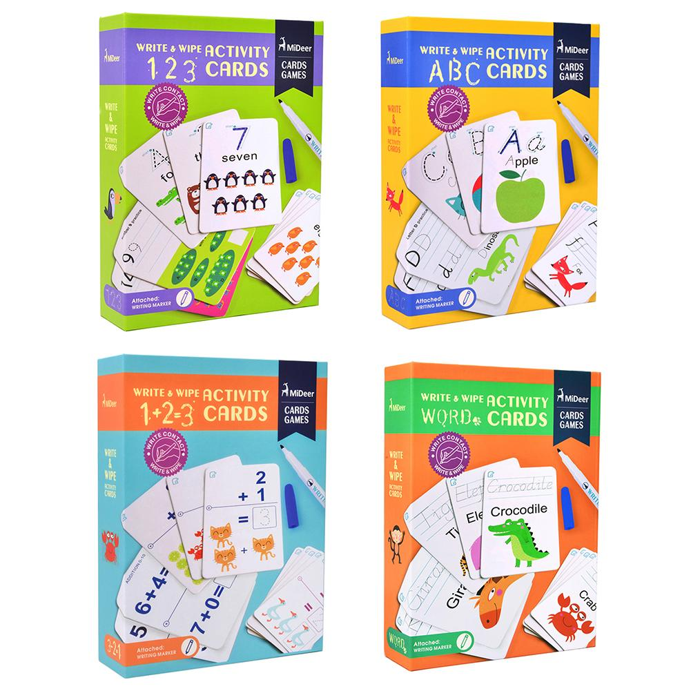 handwriting cards buy a game