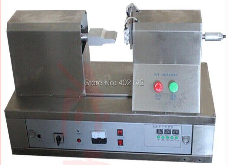 Free Shipping,Ultrasonic Tube Sealing Machine/ Tube Sealing Machinery/Semi-Automatic Tube Sealer 1pc rtw1400 mini ultrasonic polishing machine surface treatment machinery
