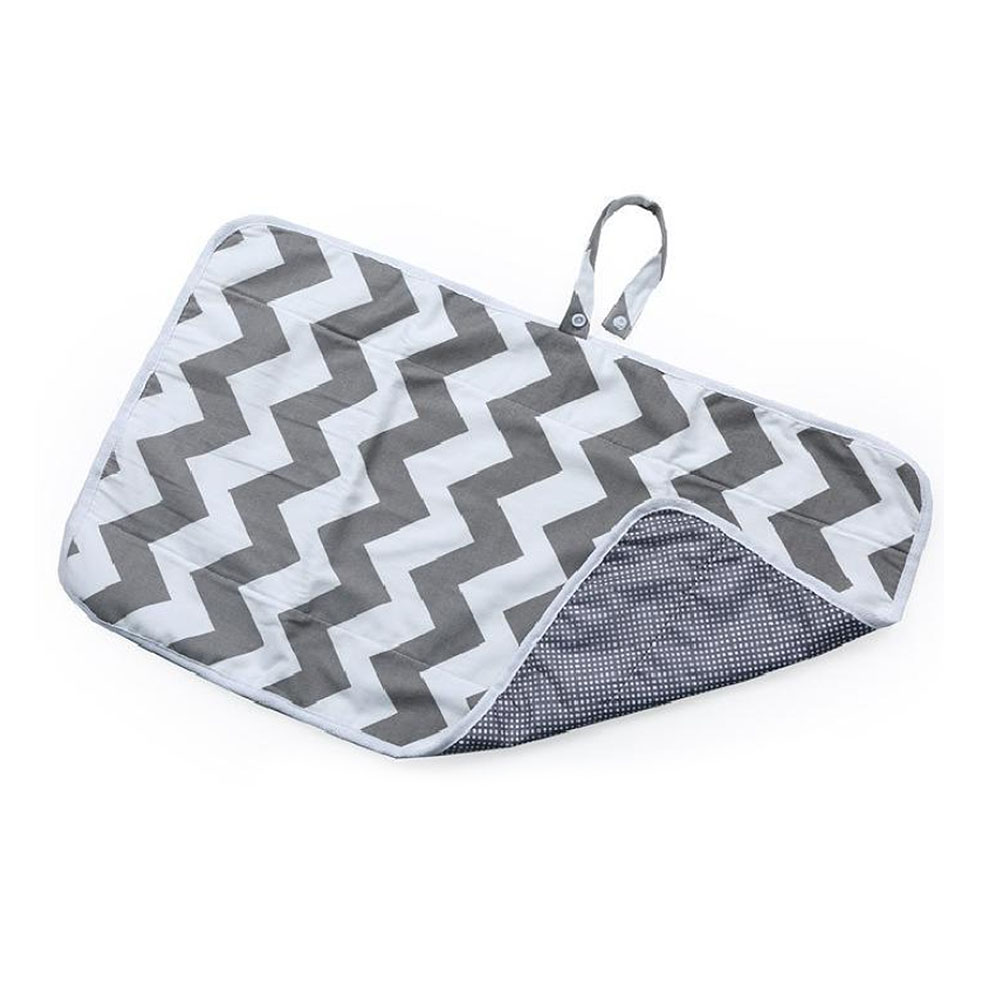 Baby Portable Foldable Washable Compact Travel Nappy Diaper Changing Mat Waterproof Baby Floor Mat Change Play Mat Baby Care