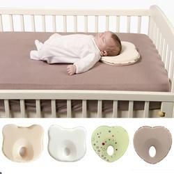 ГОРЯЧАЯ детская подушка в форме малыша для сна позиционер Анти-ролл Подушка плоская голова Подушка защита новорожденных almohadas bebe