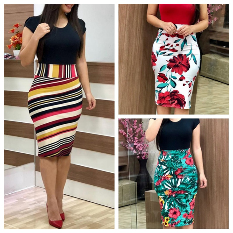 Laamei 2019 Women Dress Boho Print Sexy Vintage Female Floral Pencil Dresses Evening Party Dress Bodycon