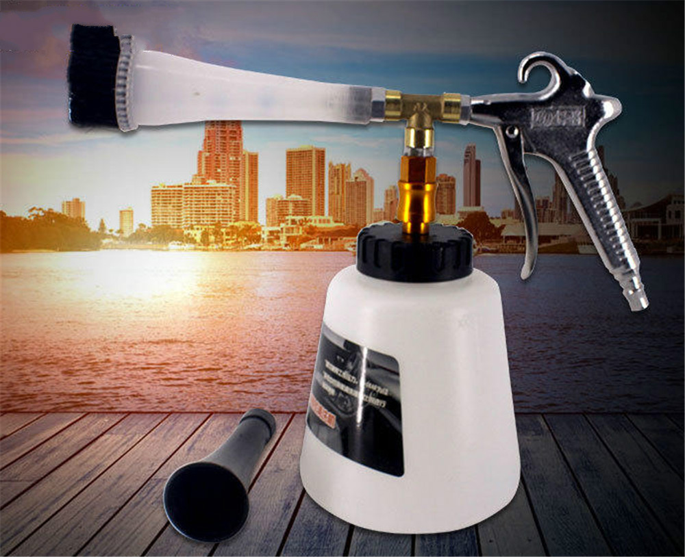Bonne qualité en acier inoxydable haute pression en acier inoxydable Tube tornade pistolet pour tornade r pistolet voiture lavage livraison gratuite livraison gratuite