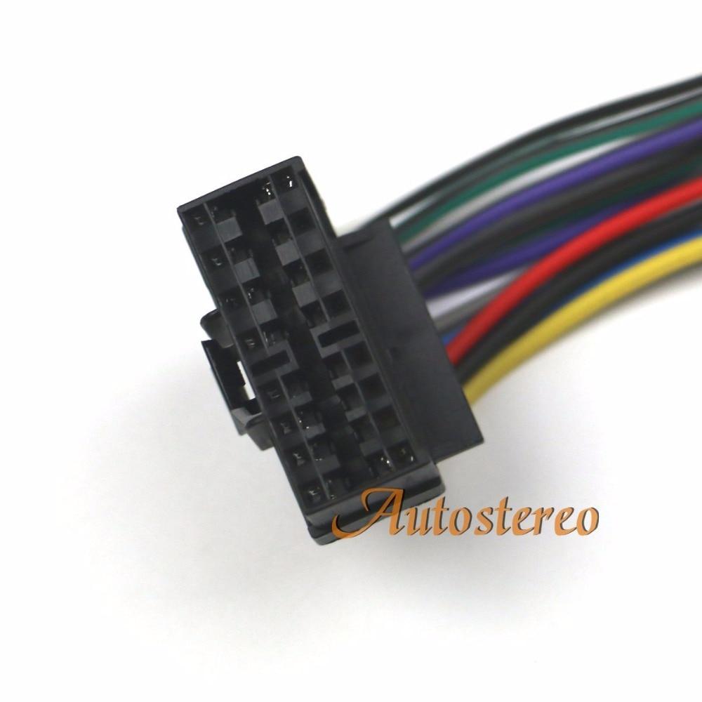 Großzügig Sony 16 Pin Kabelbaum Diagramm Galerie - Elektrische ...