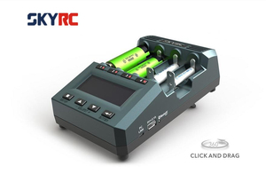 Newes version original SkyRC MC3000 charger balance charger with bluetooth charging by phone for mutilcopter fpv rc drone(China)
