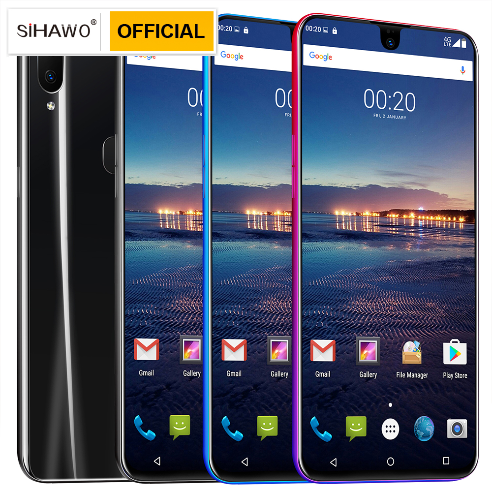 6.2 Inch Dual SIM 4G Phone Call Android 9.1 MTK 8 Core Smart 2GB+64GB Tablet PC WiFi Bluetooth4.0 GPS 1660x1080 IPS 8.0MP Camera