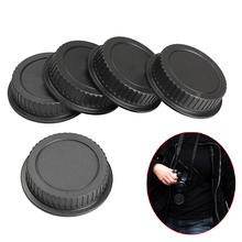 5 Pcs Rear Lens Cap Dust Cover for Canon EF ES-S EOS Series HJ55
