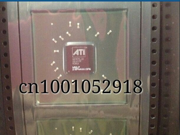 New original 216PNAKA13FG M52-P BGA IC chips with ball in stock free shipping goods in stock free shipping lt3083 lt3083iq to263 6 goods in stock and new original