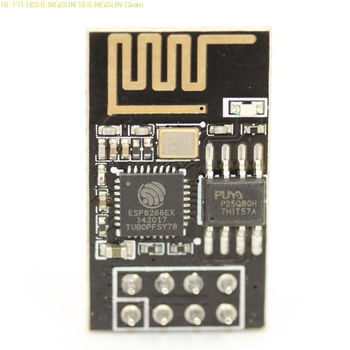цена на ESP8266 serial WIFI wireless module WIF transceiver wireless module ESP-01