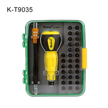 Kaisi 51 in 1 Multifunction Precision Screwdriver Opening Repair Phone Tools Set For Phones Home Appliances Magnetic Screw цена