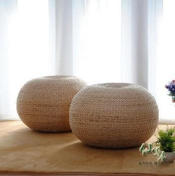 pur naturel chaise en rotin pur la main en rotin tissu vert meubles canap en rotin selles. Black Bedroom Furniture Sets. Home Design Ideas