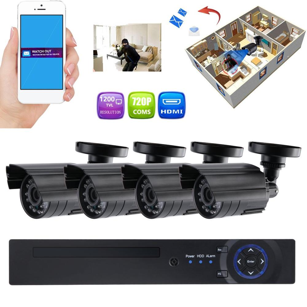 Professional Indoor Outdoor Waterproof IP66 Home Infrared Monitor Surveillance Security Camera System DVR SetProfessional Indoor Outdoor Waterproof IP66 Home Infrared Monitor Surveillance Security Camera System DVR Set