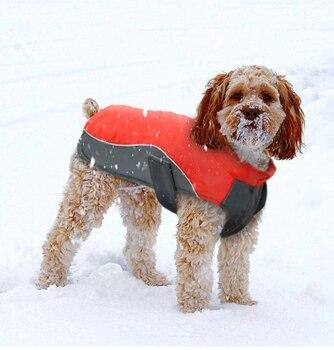Waterproof Dog Winter Vest  1