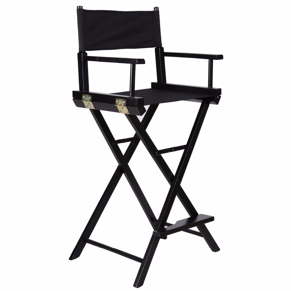 Professional Makeup Artist Directors Chair Wood Light Weight Foldable Black  New HW56211 In Living Room Chairs From Furniture On Aliexpress.com |  Alibaba ...