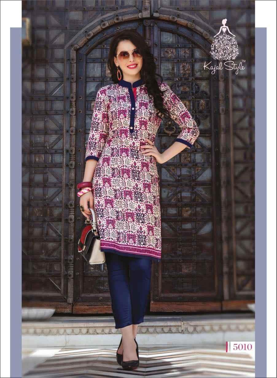 f1277c41e0 ... Indian Traditional Kurti 3 Quarter Sleeve Cotton Kurta Bollywood  Designer Stylish Tunic Printed Top Women Dress
