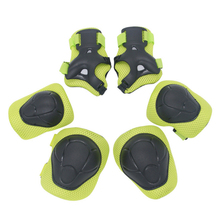 6pcs/Set Wrist Support Protective Knee Pads Elbow Pads Wrist Protector Protection For Scooter Cycling Roller Skating