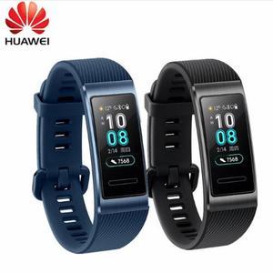 Image 1 - In Stock Original Huawei Band 3 / Pro Smartband Metal Frame Amoled Full Color Display Touchscreen Swim Heart Rate Sensor Sleep