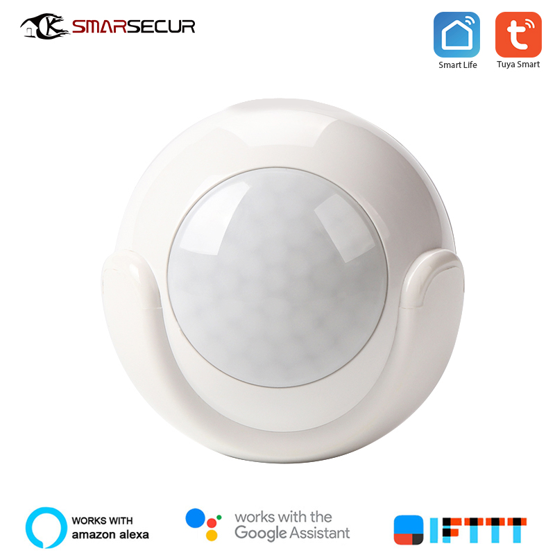 Wireless wifi  Infrared Detector PIR Motion Sensor For smart life app control IFTTTWireless wifi  Infrared Detector PIR Motion Sensor For smart life app control IFTTT