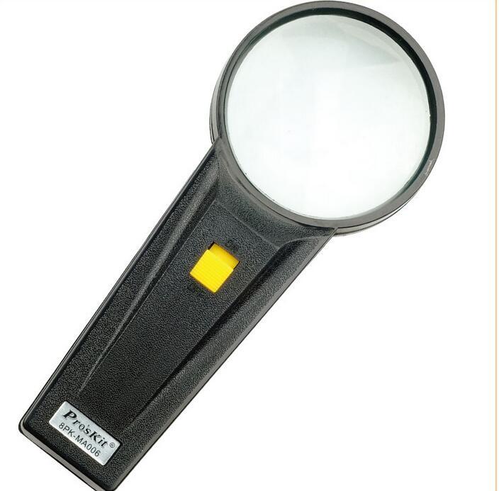 8pkma006 handheld magnifying glass 4x the large diameter hdchina