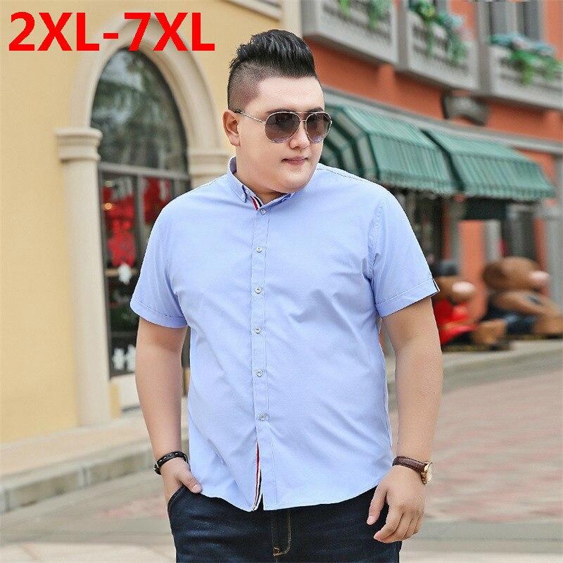 2018 new Plus size dress 9XL 8XL 7XL 6XL 5XL Fashion Mens hoodies casual tuxedo hawaiian shirt camisa social masculina Favourite
