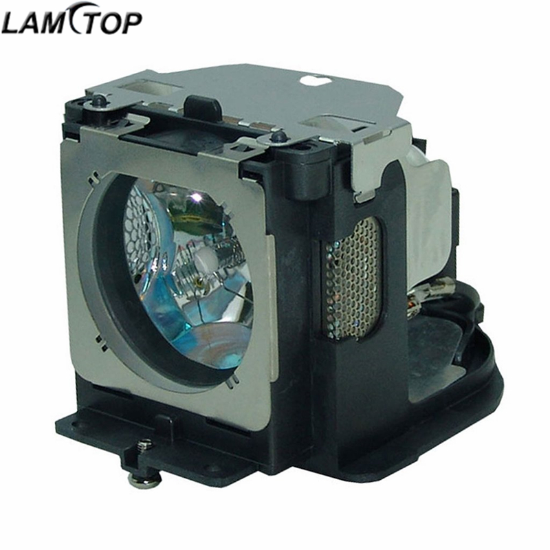 все цены на LAMTOP Compatible Lamps with housing  POA-LMP103 / 610 331 6345 FOR PLC-XU1000C/PLC-XU100/PLC-XU110 онлайн