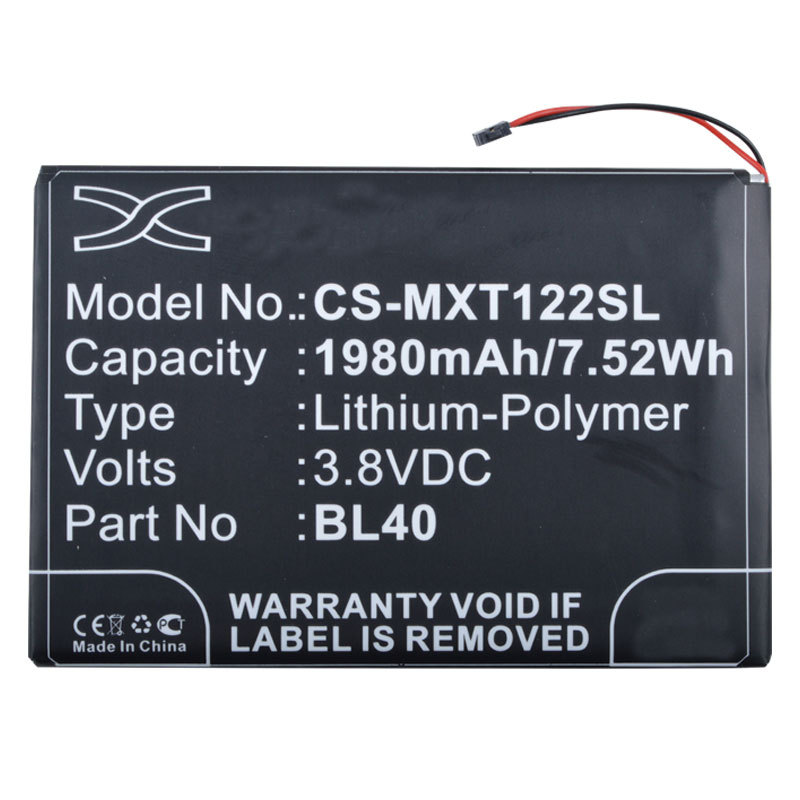 Free shipping high quality mobile phone battery BL40 for Motorola XT1021 XT1022 XT1025 with good quality