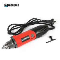 High Power 500W Professional Electric Mini Die Grinder Tool 0 6 6 5mm Chuck 6 Variable