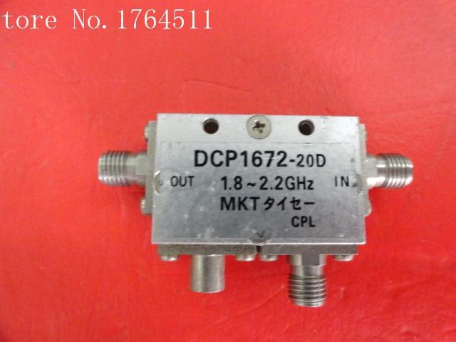 [BELLA] MKT DCP1672-20D 1.8-2.2GHz Coup:25dB SMA Coupler
